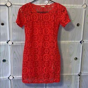 Hollister Textured Dress